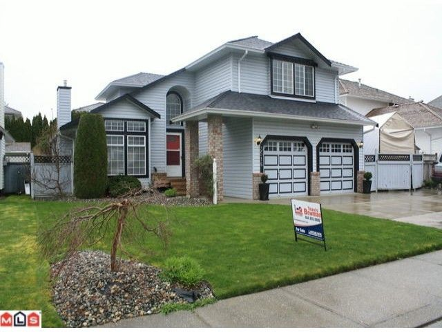 Main Photo: 3516 CHASE Street in Abbotsford: Abbotsford West House for sale : MLS®# F1109642