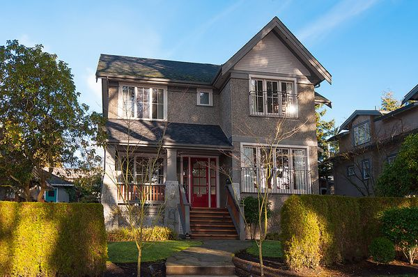 Main Photo: 3321 MAYFAIR Avenue in Vancouver: Dunbar House for sale (Vancouver West)  : MLS®# V1042479