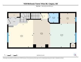 Photo 33: 1038 Mckenzie Towne Villas SE in Calgary: McKenzie Towne Row/Townhouse for sale : MLS®# A1086288