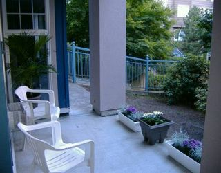 "Photo 6: 110 1190 EASTWOOD ST in Coquitlam: North Coquitlam Condo for sale in ""LAKE SIDE TERRACE"" : MLS®# V609567"