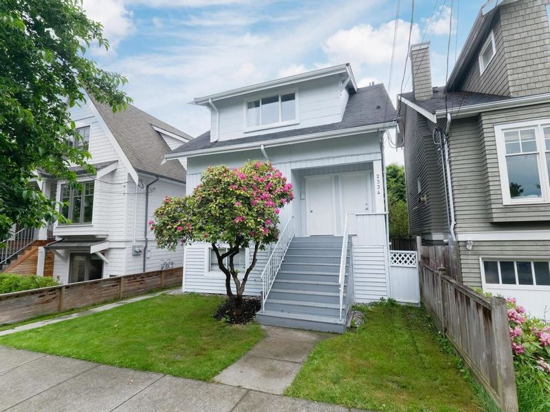 FEATURED LISTING: 2334 STEPHENS Street Vancouver