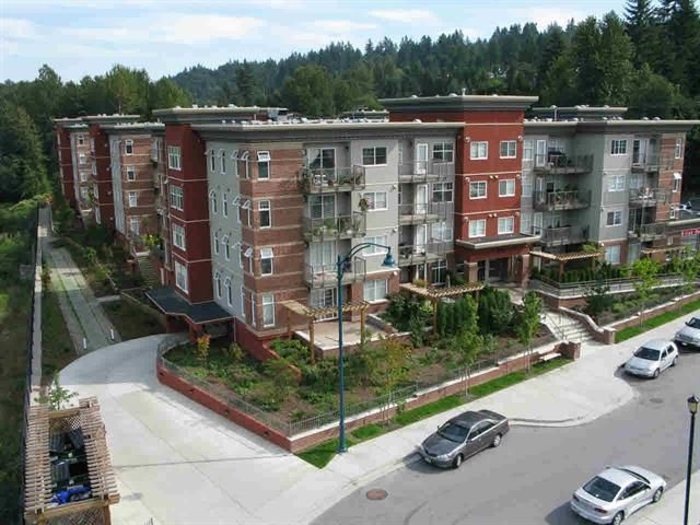 Main Photo: 406 3250 Saint Johns Street in Port Moody: Port Moody Centre Condo for sale : MLS®# R2235492