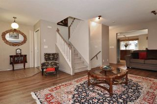 "Photo 1: 17 3300 PLATEAU Boulevard in Coquitlam: Westwood Plateau Townhouse for sale in ""Boulevard Green"" : MLS®# R2440695"