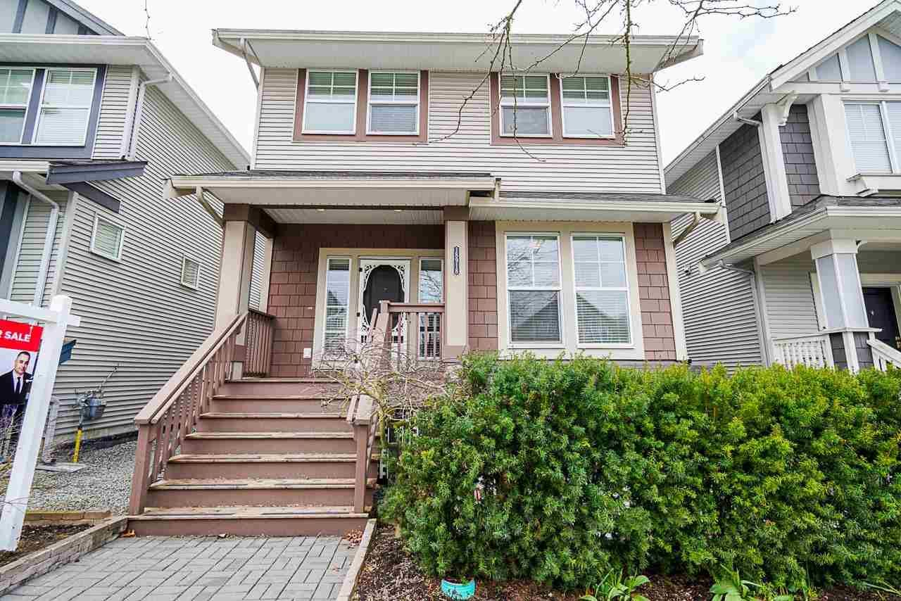 """Main Photo: 18918 68 Avenue in Surrey: Clayton House for sale in """"Townline Homes"""" (Cloverdale)  : MLS®# R2573111"""