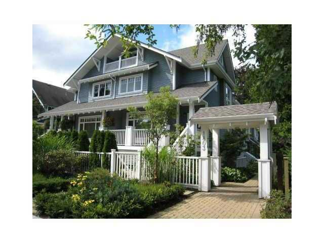 FEATURED LISTING: 8 - 1803 MacDonald Street Vancouver