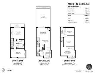 Photo 20: 103 3180 E 58TH AVENUE in Highgate: Home for sale : MLS®# R2345170