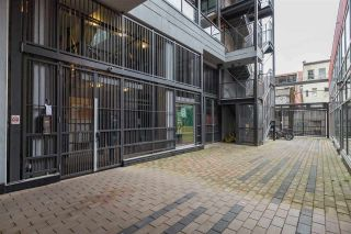 """Photo 20: 201 138 E HASTINGS Street in Vancouver: Downtown VE Condo for sale in """"SEQUEL 138"""" (Vancouver East)  : MLS®# R2620123"""