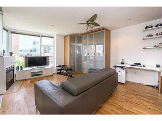 """Photo 2: 314 638 W 7TH Avenue in Vancouver: Fairview VW Condo for sale in """"Omega City Homes"""" (Vancouver West)  : MLS®# V1127912"""