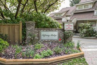 """Photo 30: 3406 AMBERLY Place in Vancouver: Champlain Heights Townhouse for sale in """"TIFFANY RIDGE"""" (Vancouver East)  : MLS®# R2574935"""