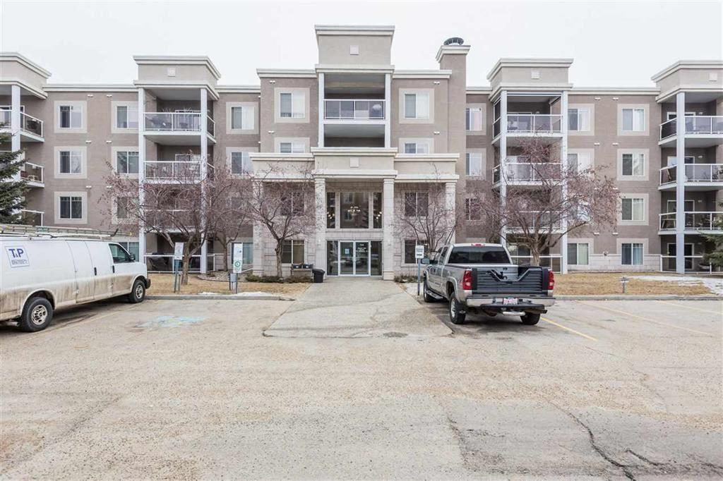 Main Photo: 304 78A McKenney Avenue: St. Albert Condo for sale : MLS®# E4232170