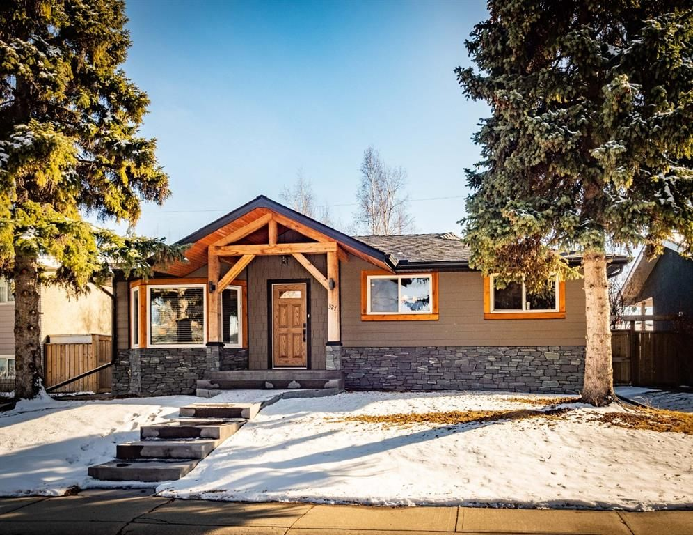 Main Photo: 327 Wascana Road SE in Calgary: Willow Park Detached for sale : MLS®# A1085818