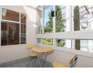 "Photo 7: 302 1280 NICOLA Street in Vancouver: West End VW Condo for sale in ""LINDEN PLACE"" (Vancouver West)  : MLS®# V907369"