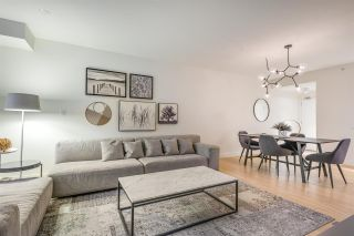 """Photo 6: 203 189 NATIONAL Avenue in Vancouver: Downtown VE Condo for sale in """"The Sussex"""" (Vancouver East)  : MLS®# R2547128"""