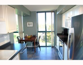 """Photo 4: 503 2988 ALDER Street in Vancouver: Fairview VW Condo for sale in """"SHAUGHNESSY GATE"""" (Vancouver West)  : MLS®# V789986"""