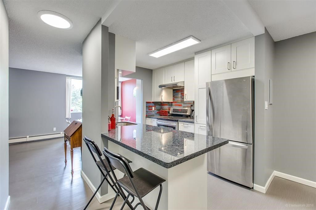 """Main Photo: 303 2060 BELLWOOD Avenue in Burnaby: Brentwood Park Condo for sale in """"VANTAGE POINT II"""" (Burnaby North)  : MLS®# R2370233"""