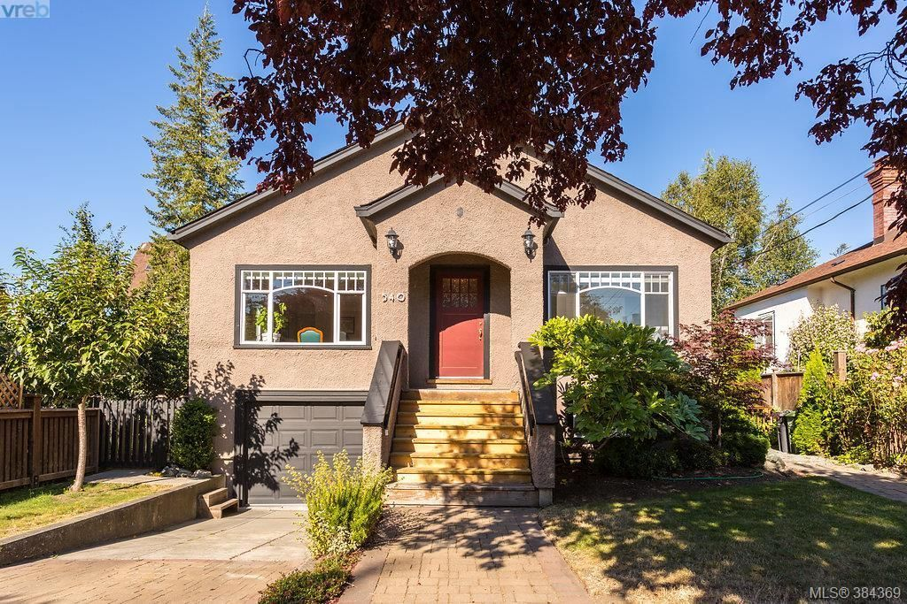 Main Photo: 540 Cornwall St in VICTORIA: Vi Fairfield West House for sale (Victoria)  : MLS®# 772591