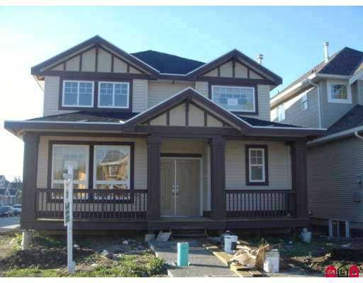 Main Photo: 19930 72ND Ave in Langley: Willoughby Heights House for sale : MLS®# F2623406