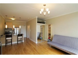 """Photo 6: 206 1 E CORDOVA Street in Vancouver: Downtown VE Condo for sale in """"CARRALL STATION"""" (Vancouver East)  : MLS®# V820385"""