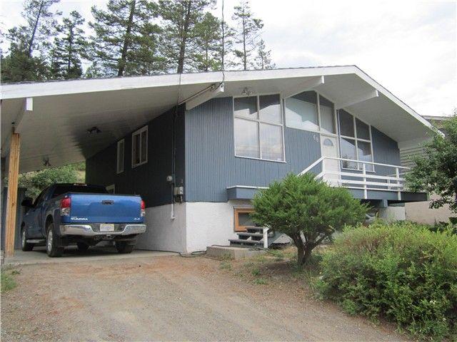 Main Photo: 68 WINDMILL Crescent in Williams Lake: Williams Lake - City House for sale (Williams Lake (Zone 27))  : MLS®# N246169