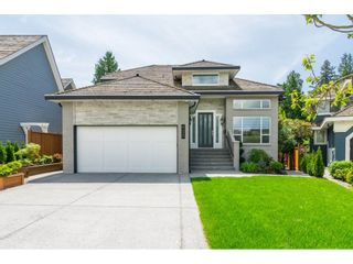 Photo 1: 935 163 Street in Surrey: King George Corridor House for sale (South Surrey White Rock)  : MLS®# R2272002