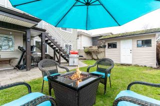 Photo 36: 168 SPAGNOL Street in New Westminster: Queensborough House for sale : MLS®# R2542151