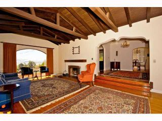 Photo 2: MISSION HILLS House for sale : 3 bedrooms : 3902 Clark in San Diego