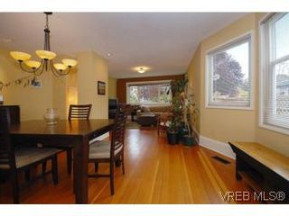 Photo 5: 1044 Redfern St in VICTORIA: Vi Fairfield East House for sale (Victoria)  : MLS®# 518219