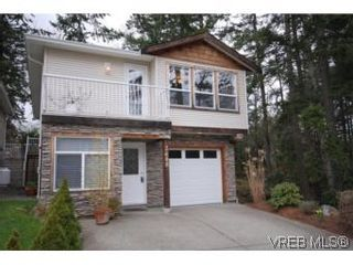 Photo 1: 2608 Pinnacle Way in VICTORIA: La Mill Hill House for sale (Langford)  : MLS®# 498915
