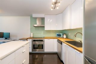 """Photo 3: 207 1551 W 11TH Avenue in Vancouver: Fairview VW Condo for sale in """"LABURNUM HEIGHTS"""" (Vancouver West)  : MLS®# R2594194"""