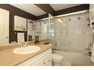 """Photo 11: 18650 65TH Avenue in SURREY: Cloverdale BC Townhouse for sale in """"RIDGEWAY"""" (Cloverdale)  : MLS®# F1215322"""