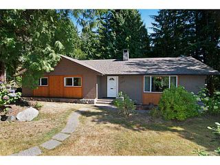 Photo 1: 1520 Taylor Way in : British Properties House for sale (West Vancouver)  : MLS®# V987656