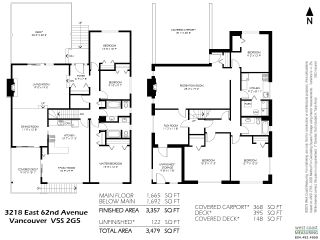 Photo 20: 3218 E 62ND Avenue in Vancouver: Champlain Heights House for sale (Vancouver East)  : MLS®# R2382375