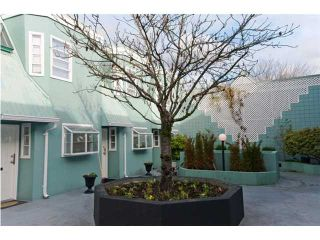 Photo 8: G 733 W 16TH Avenue in Vancouver: Fairview VW Townhouse for sale (Vancouver West)  : MLS®# V868242