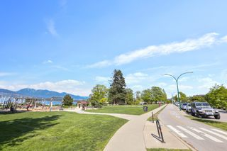 """Photo 20: 214 3875 W 4TH Avenue in Vancouver: Point Grey Condo for sale in """"LANDMARK JERICHO"""" (Vancouver West)  : MLS®# R2580178"""