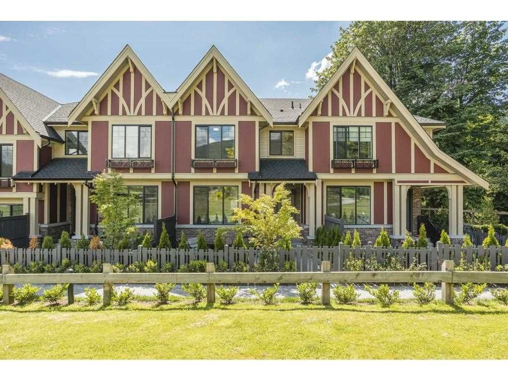 Main Photo: 49 3306 PRINCETON Avenue in Coquitlam: Burke Mountain Townhouse for sale : MLS®# R2590554