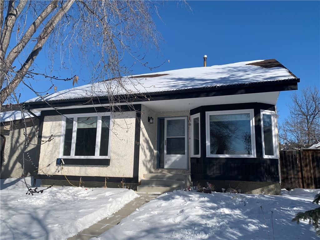 Main Photo: 69 Britannica Road in Winnipeg: River Park South Residential for sale (2F)  : MLS®# 202003194