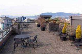 """Photo 14: 104 1445 MARPOLE Avenue in Vancouver: Fairview VW Condo for sale in """"Hycroft Towers"""" (Vancouver West)  : MLS®# R2554611"""