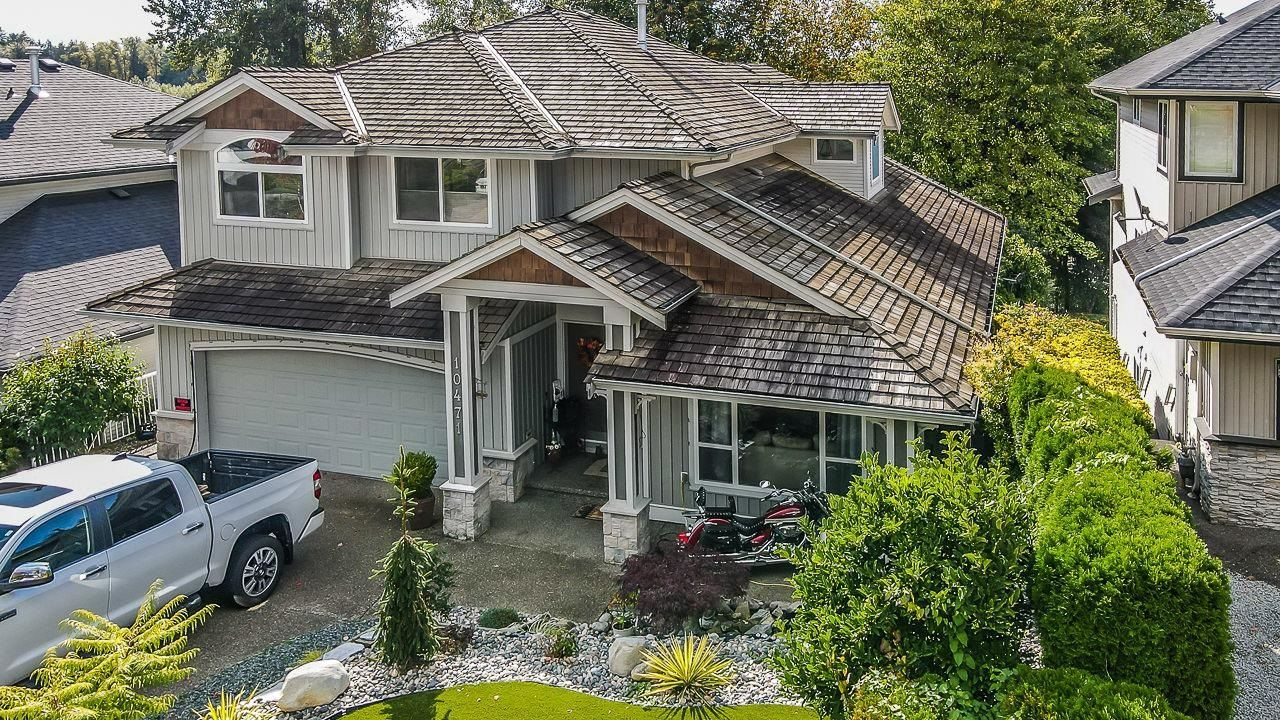 Main Photo: 10471 SLATFORD Street in Maple Ridge: Albion House for sale : MLS®# R2624121
