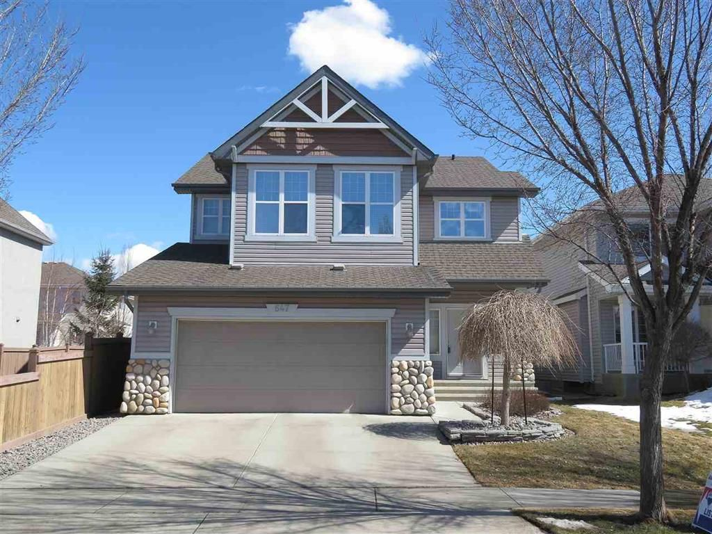 Main Photo: 647 Hodgson Road: House for sale