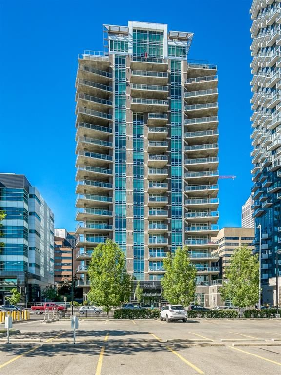 Main Photo: 905 530 12 Avenue SW in Calgary: Beltline Apartment for sale : MLS®# A1120222