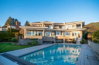 Main Photo: 4222 ROCKRIDGE Road in West Vancouver: Rockridge House for sale : MLS®# R2538544