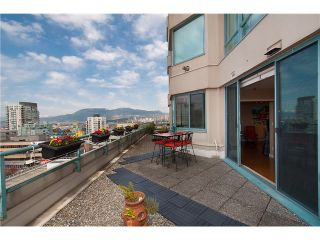 Photo 7: # 604 1355 W BROADWAY ST in Vancouver: Fairview VW Condo for sale (Vancouver West)  : MLS®# V1077006