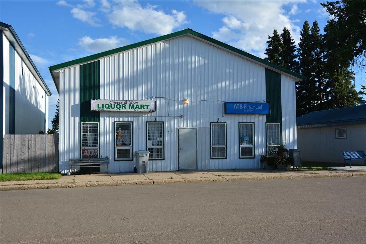Main Photo: 11 Main Street: Hay Lakes Retail for lease : MLS®# E4239817