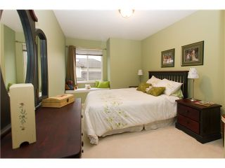 """Photo 8: 19 998 RIVERSIDE Drive in Port Coquitlam: Riverwood Townhouse for sale in """"PARKSIDE PLACE"""" : MLS®# V973342"""