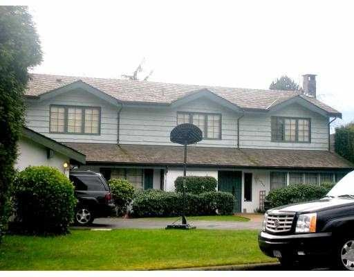 Main Photo: 4216 MUSQUEAM DR in Vancouver: University VW House for sale (Vancouver West)  : MLS®# V577927