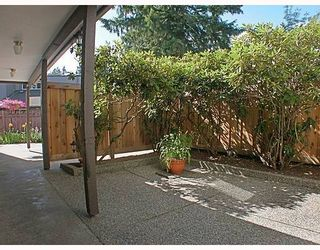 Photo 9: 3 3397 HASTINGS Street in Port_Coquitlam: Woodland Acres PQ Townhouse for sale (Port Coquitlam)  : MLS®# V778540