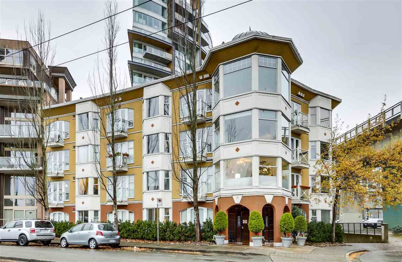 Main Photo: 203 1562 W 5TH AVENUE in Vancouver: False Creek Condo for sale (Vancouver West)  : MLS®# R2520182