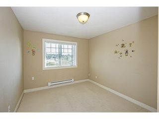 Photo 12: 47 30748 CARDINAL AVENUE in Abbotsford: Abbotsford West Townhouse for sale : MLS®# F1444316