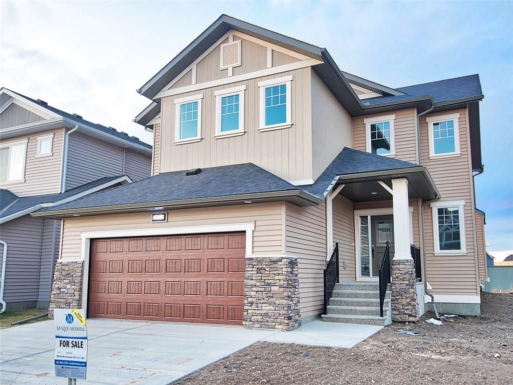 Photo 1: Photos: 318 Bayside Crescent: Airdrie House for sale : MLS®# C4138555