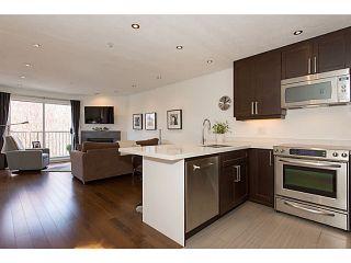 "Photo 8: 418 1820 W 3RD Avenue in Vancouver: Kitsilano Condo for sale in ""Monterey"" (Vancouver West)  : MLS®# V1057027"